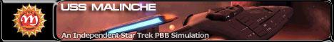USS Malinche - Prometheus class forum-based simm since 2004